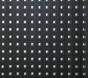 garderobemannen, Design dekor - Blacktouch1 Silver-Q5-15-15