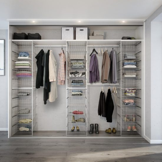 Innredning - innredningspakke 3, Garderobe, garderobemannen, garderobeskap
