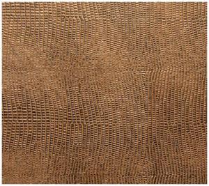 garderobemannen, Design dekor - Leguan copper LL