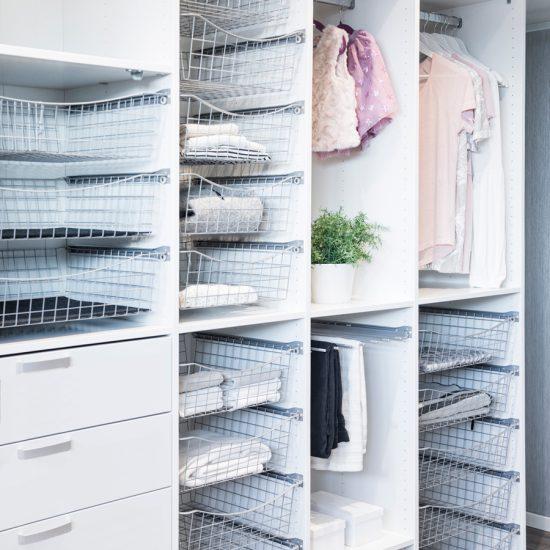 Garderobe, garderobemannen, innredning, garderobeskap