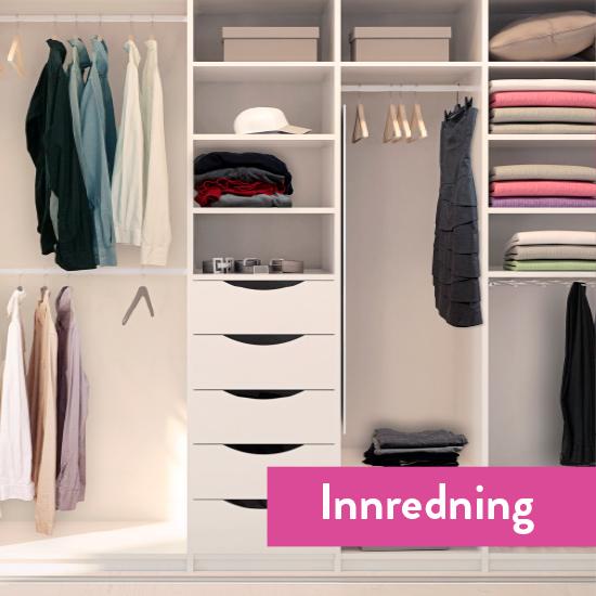 innredning, garderobe, garderobemannen, skyvedører, garderobeskap